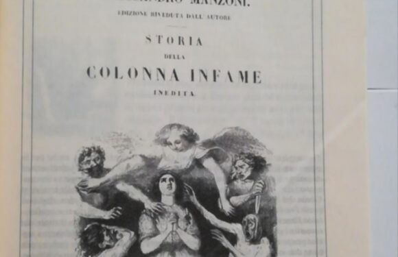 """""""I Promessi Sposi"""" e """"L'Historia del cavalier perduto"""". Il motivo del manoscritto anonimo."""